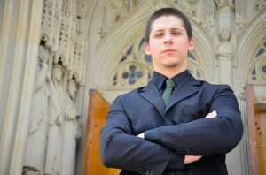 Cristiano Rizzotto at Duke Chapel