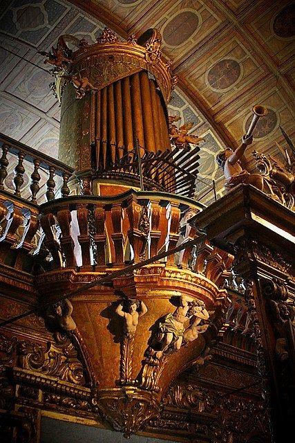 Pipe Organ at the Benedictine Abbey of Rio de Janeiro | Órgão de Tubos do Mosteiro de São Bento do Rio de Janeiro | Dr. Cristiano Rizzotto (Dr. Kris Rizzotto)